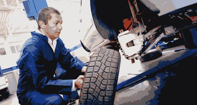Confessions of a Tire Salesman